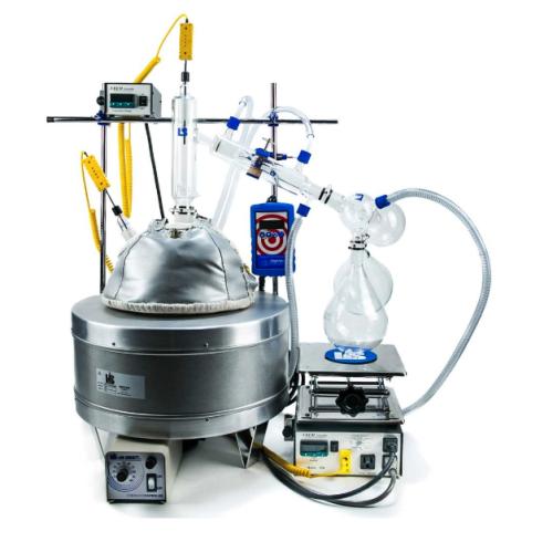 Used- Lab Society Short Path Distillation Kit