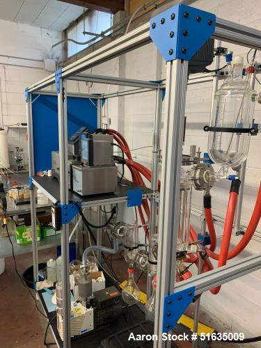 Used-Cascade Sciences PurePath 100 Wiped Film Distillation Package