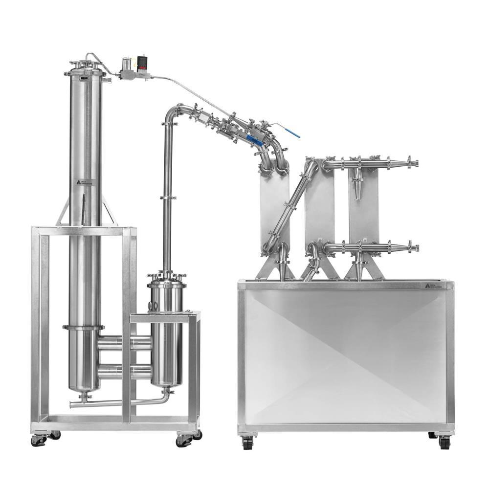 Unused - Delta Separations Falling Film Alcohol Evaporation System