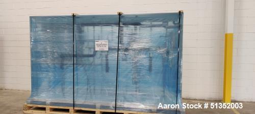 Unused- Chemtech Dual Stage Wiped Film Distillation System
