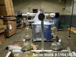 Used-Liquid Distillation/Reflux System