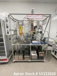 Used- Root Sciences Wiped Film Short Path Distillation Automated System