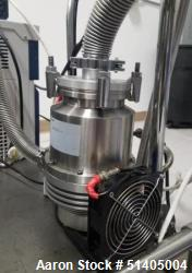 "Used- YHChem 7"" Wiped Film Solvent Recovery System"