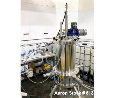 Used- Bio-Rad Verdot 32 KG X-Chrom Chromatography Column
