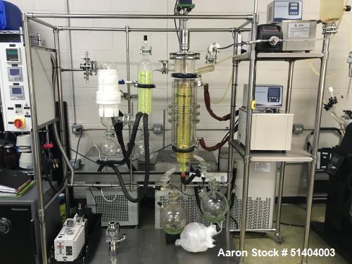 Used- YH Chem Wiped Film Distillation System