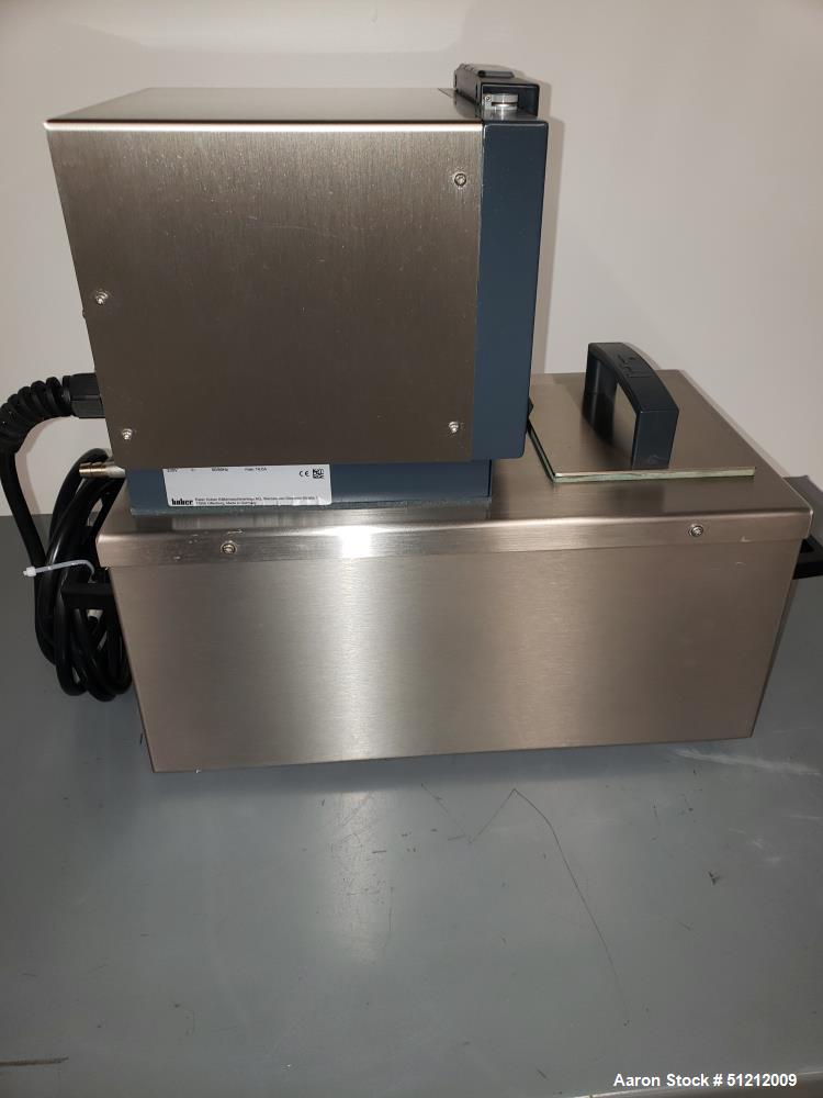 Unused- Huber Chiller/Refrigeration Bath Circulation Thermostat