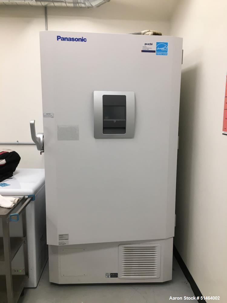 Used- Panasonic Ultra-Low Freezer