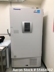 Used- Panasonic Ultra-Low Freezer