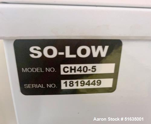 Used-So-Low CH40-5 Lab Chest Freezer