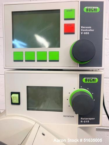 Used-Buchi 5L Rotovap System