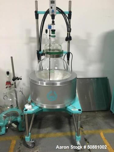 Used- Ecodyst 50 Liter High Speed Rotary Evaporator
