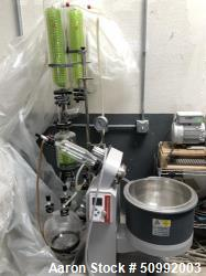 Used- Across International SolventVap 20L Rotary Evaporator with Chiller