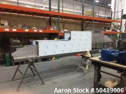 Unused Anderson Dahlen Screw Conveyor for Cannabis and Hemp Production