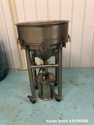 Used-ExtraktLAB DrainDroyd Vacuum Filtration System