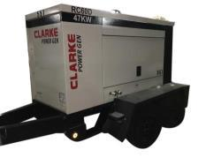 Unused- Clarke Mobile Prime Generator for Cannabis and Hemp