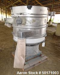 Used- Sweco Screener for the Cannabis and Hemp Industries