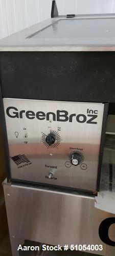 Used- GreenBroz Bud Sorter