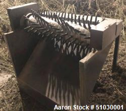 Used- Agnew Processing Hemp Shucker