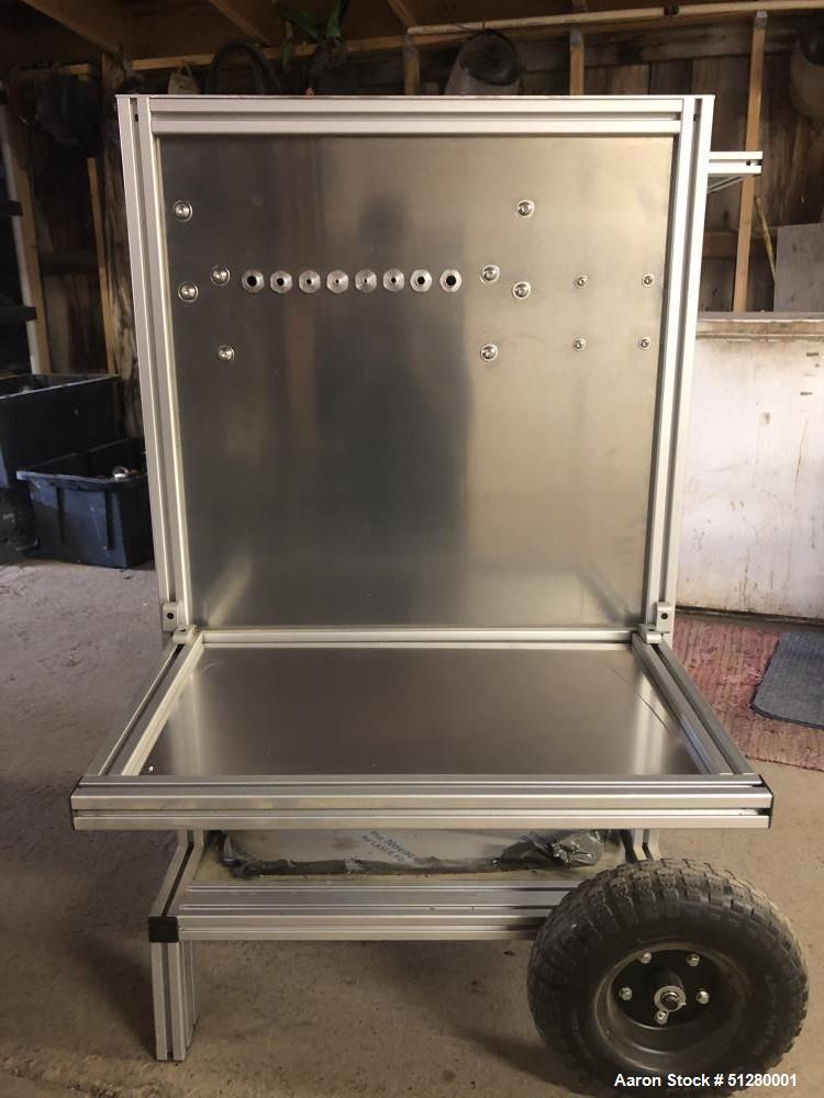 Unused- EZ Trim Outdoor DeBudder / Bucker Stem Remover
