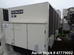 Used- Hitachi H Series Air Cooled Chiller for Cannabis and Hemp