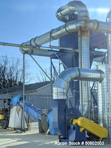 Used- IEC Thermo High-Efficiency Multi-Phase HEMP Dryer, Model 3000S
