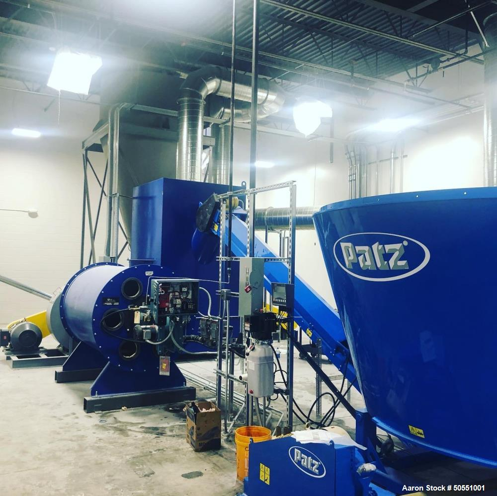 Used- IEC Thermo High-Efficiency Multi-Phase Hemp Dryer