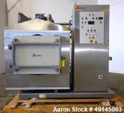 Used- APV Vacuum Cooler, Model Vacuum Cooler for Cannabis and Hemp, 304 Stainles