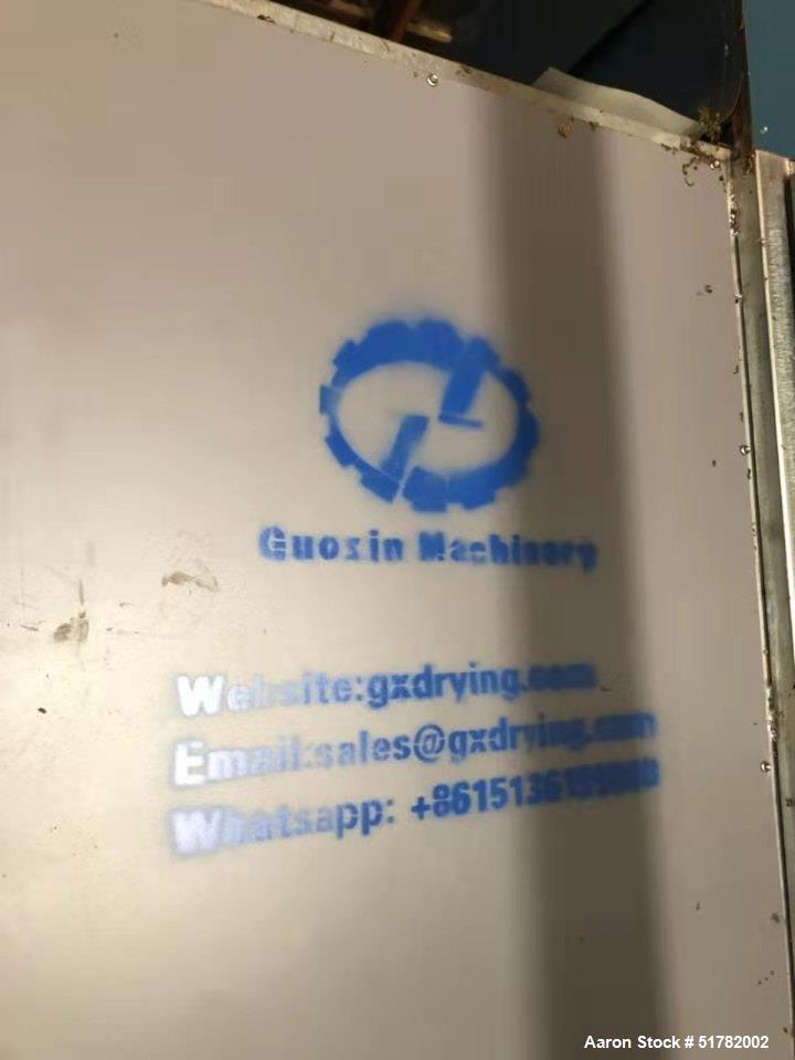 Used-Gongyi Guoxin Machinery Hemp Dryer