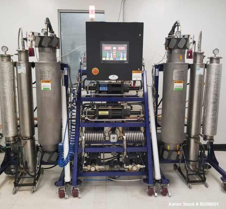 Used- Khrysos Global Dual 25L Supercritical CO2 Hemp Extractor