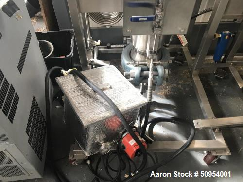 Used- Eden Labs 20L Supercritical Extraction System w/ Chiller
