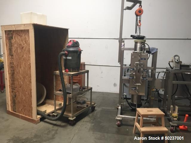 Used- Eden Labs HighFlo 2000 PSI CO2 Extraction Machine
