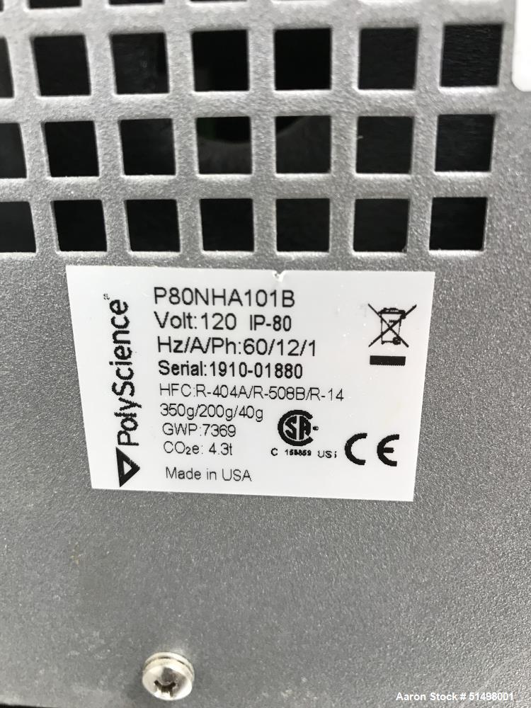 Used-HVE Thin Film Distillation System