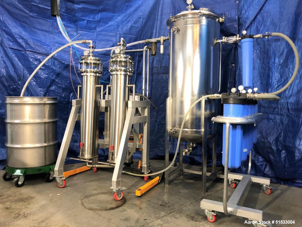 Used-Ultrasonic Ethanol Extractor