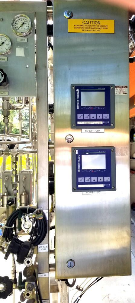 Used- ABEC Skid Mounted Fermentation / Extraction Unit. Cannabis Extraction.