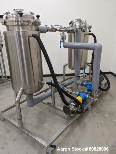 Unused- Pinnacle Stainless Alcohol Extraction Skid. Model AES252