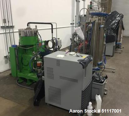 Used- Apeks Supercritical 2000 PSI Duplex Extraction System