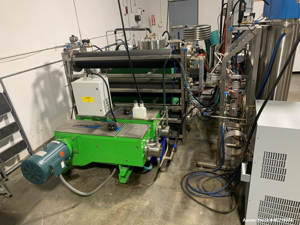 Used- Apeks Supercritical CO2 Dual Phase Extraction System