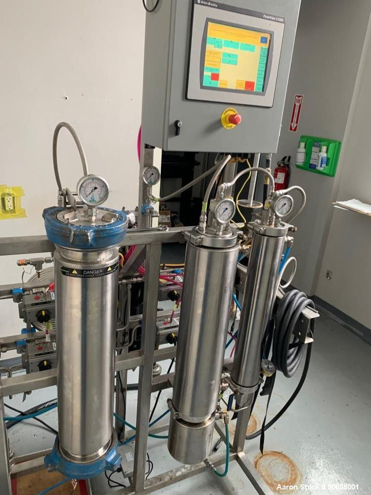 Used- Apeks 5000-5L Supercritical CO2 Extraction System