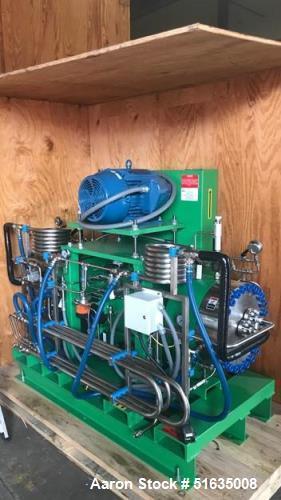 "Unused - Apeks ""Duplex"" Subcritical High Production Extraction System"