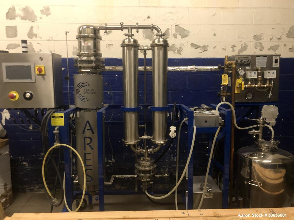 Used- Capna Systems Ares Extraction System