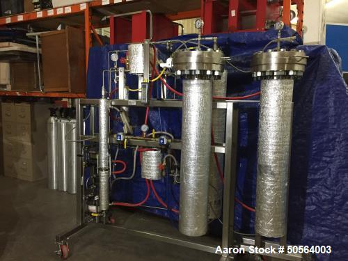Used-Critical Solutions 40 Liter CO2 Extractor
