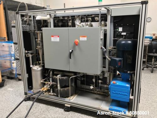 Used- ExtraktLAB E-140 Supercritical CO2 Extraction System w/ PolyScience Chille