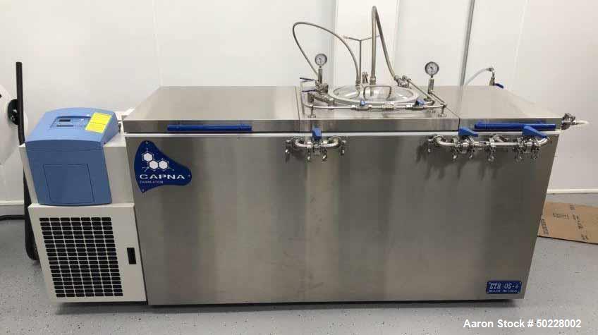 Used- Capna Cryo-Ethanol Extractor
