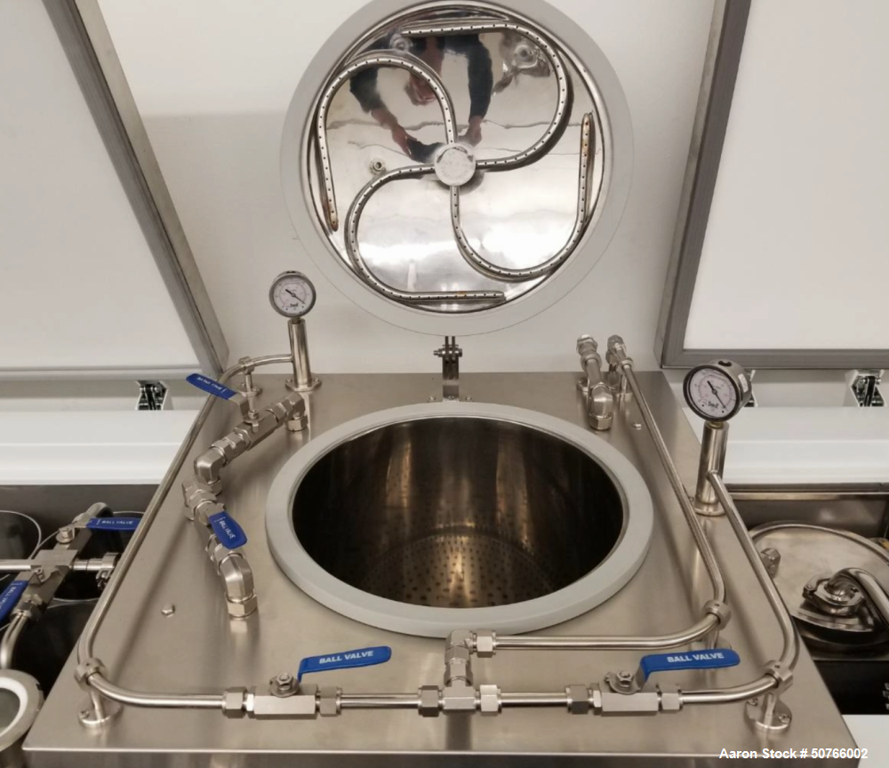 Used- Capna Systems Ethanol Extraction System