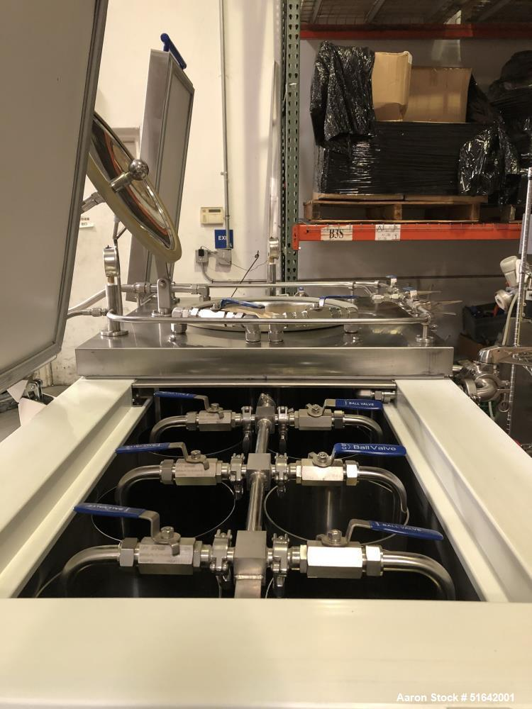 Used-Capna Systems Ethos 6 Ethanol Extraction System