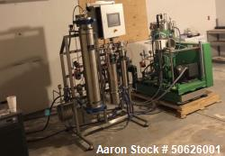 Used Apeks Supercritical Co2 Extraction Full Line with Mixer, Freezer and Rotary