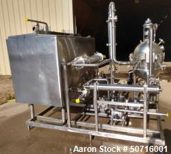 Unused- Dairy Engineering Custom Ethanol Extraction Unit