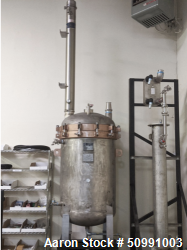 Used- Custom Falling Film Evaporator Solvent Recovery System