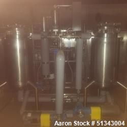 Unused- Pinnacle Stainless Alcohol Extraction Skid (SKID ONLY)