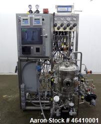 Used- ABEC Bioreactor, 35 Liter Capacity Bioreactor System